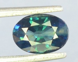 0.90 ct Natural Sapphire VVS Bi Color