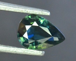 0.75 ct Bi Color Sapphire