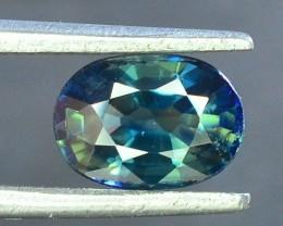 1.20 ct Bi Color Sapphire~$800.00