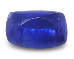 1.59 ct Cushion Sugarloaf Cabochon Sapphire