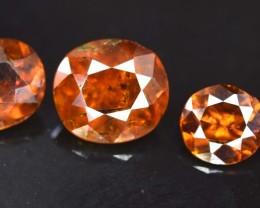 8.40 ~ Carat Lot of Rare Natural Chlinohumite Gemstones