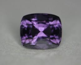3.75 cts cPurple violet Sri Lankan spinel.