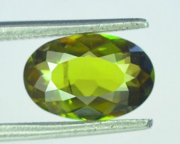 Top Fire 1.33 ct Natural Titanite Sphene