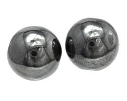 25.76cts Matching Hematite Beads