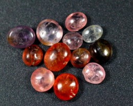 19.02Ct Natural Mix Color Spinel Lot