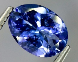 1.32 Crt Natural Tanzanite Top Quality Faceted Gemstone(Tz 26)