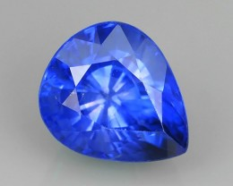CERTIFIED'1.88~CT EXCELLENT NATURAL ULTRA RARE SRILANKAN ROYAL BLUE SAPPHIR