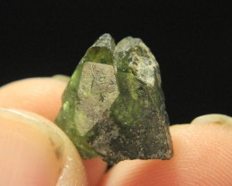 Green Sphene With Chlorine From Pakistan