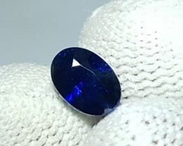 CERTIFIED 1.33 CTS NATURAL BEAUTIFUL ROYAL BLUE SAPPHIRE FROM SRI LANKA