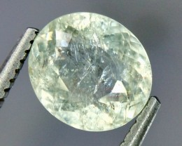 1.64 Crt Natural Rare Copper Tourmaline Faceted Gemstone.( AG 58)