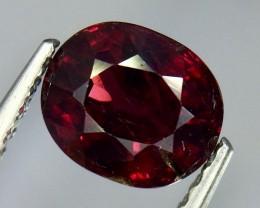 1.47 Crt Natural Rhodolite Garnet Faceted Gemstone.( AG 58)