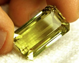 46.21 Carat VVS1 Lemon Quartz - Superb
