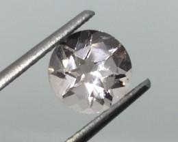 1.15 Carat VS Morganite Diamond White - Madagascar Beauty !
