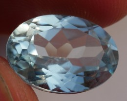 7.20 CRT GORGEOUS SKY BLUE TOPAZ FACETED-