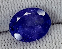 3.25CT TANZANITE  BEST QUALITY GEMSTONE IGC515