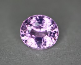 2.69 cts bright pink gem quality spinel.