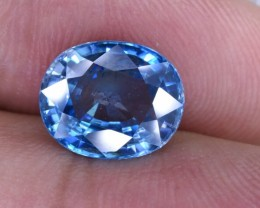 5.75 Crt Natural Combodia  Zircon AAA Faceted Gemstone