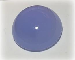 Wonderful Blue Mauve Chalcedony gem 10.61cts No reserve