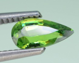 Gil Certified AAA Clarity 1.30 ct  Tanzanian Demantoid Garnet SKU.2