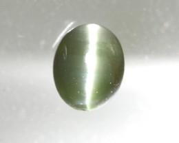 0.94cts Natural Alexandrite Cats-Eye Chrysoberyl