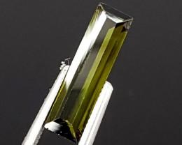 1.40Crt Natural Tourmaline  Best Grade Gemstones JI35