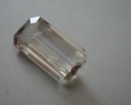 0.80 ctTop Quality Fluorescent Transparent Faceted Richterite Winchite