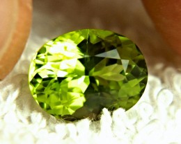 4.40 Carat VS Himalayan Peridot - Young Collector
