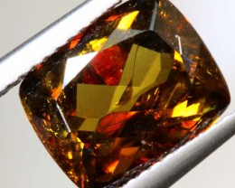 4.52  CTS CHROME SPHENE FACETED  PG-2500