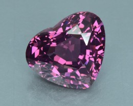 3.40 Cts Dazzling Beautiful Heart Natural Burmese Spinel