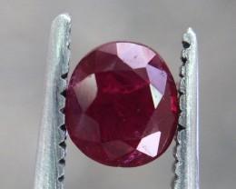 0.54cts Very beautiful Ruby Gemstones  Piece   AD