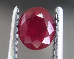 0.32cts Very beautiful Ruby Gemstones Piece  AD