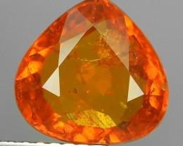 3.90 Cts~Natural Shocking Fanta Orange Spessartite Garnet Namibia, Amazing~