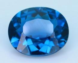 AAA Color 5.16 ct  London Blue Topaz SKU.2