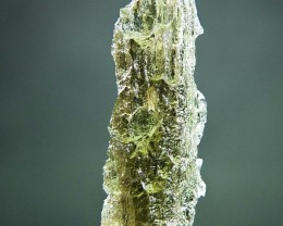 Shiny Moldavite - direct from miner