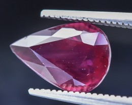 3.75 Crt Rhodolite Garnet Faceted Gemstone (R29 )