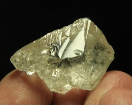 Natural Color Etched Topaz From Pakistan