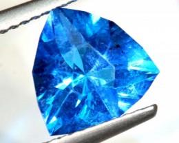 1.81- CTS  BLUE QUARTZ FACETED  CG-2547