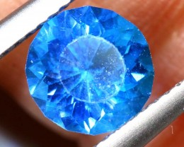 1.55- CTS  BLUE QUARTZ FACETED  CG-2548
