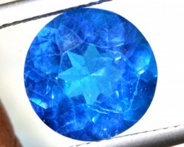 2.91- CTS  BLUE QUARTZ FACETED  CG-2550