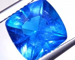 3.44- CTS  BLUE QUARTZ FACETED  CG-2551