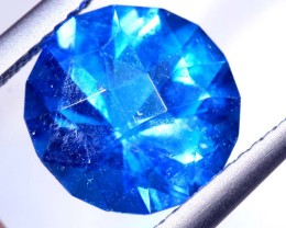 3.20- CTS  BLUE QUARTZ FACETED  CG-2553