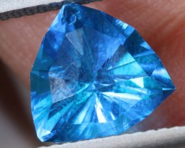 2.43- CTS  BLUE QUARTZ FACETED  CG-2557