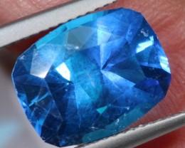 4.92- CTS  BLUE QUARTZ FACETED  CG-2558