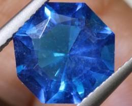 3.58- CTS  BLUE QUARTZ FACETED  CG-2559