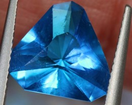 3.52- CTS  BLUE QUARTZ FACETED  CG-2566