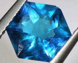 1.61- CTS  BLUE QUARTZ FACETED  CG-2567