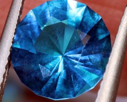 2.16- CTS  BLUE QUARTZ FACETED  CG-2568