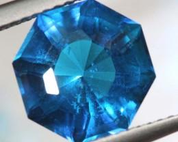 3.52- CTS  BLUE QUARTZ FACETED  CG-2574