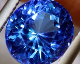 6.28-CTS  SWISS BLUE TOPAZ FACETED GEMSTONES  CG-2582