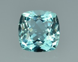 3.45 Cts Beautiful Attractive Eye Clean Aquamarine